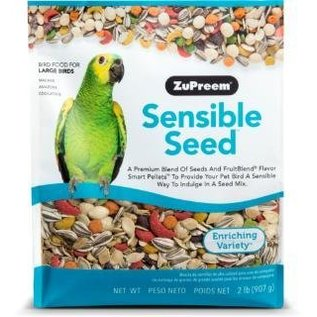 Zupreem Sensible Seed Bird Food for Large Birds 2#