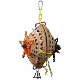 "SUPERBIRD CREATIONS Super Bird Creations Basket Case 10.5"" x 6"""