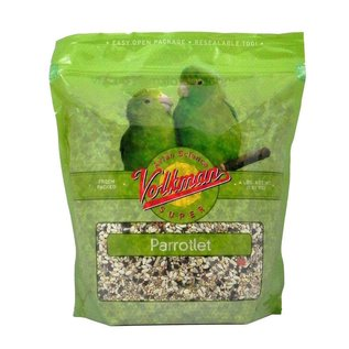VOLKMAN AS PARROTLET - 4 LB - EA