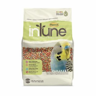 HIGGINS Higgins inTune Complete & Balanced Diet Parakeet Bird Food 2# Bag