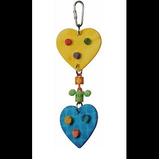 """SUPERBIRD CREATIONS Heart to Heart 8 x 2.5 x 1.5"""""""