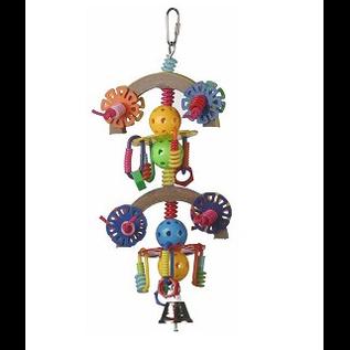 "SUPERBIRD CREATIONS Kit-n-Kaboodle 11.5 x 4.5 x 4.5"""