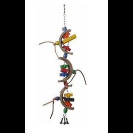 """SUPERBIRD CREATIONS Wavy Gravy 24 x 4 x 4"""""""