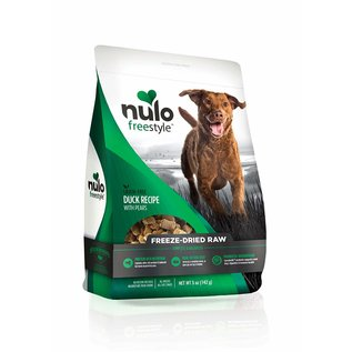 NULO Nulo FreeStyle FreeNulo Freeze-Dried Raw Duck with Pears Recipe 5oz