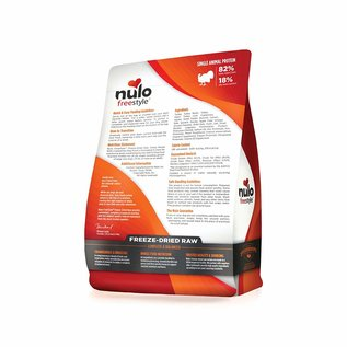 NULO Nulo FreeStyle Freeze-Dried Raw Turkey with Cranberries 5oz.