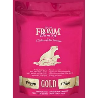 FROMM FROMM DOG GOLD PUPPY 5LB