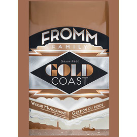 FROMM FROMM GOLD GRAIN FREE COAST WEIGHT MANAGEMENT 4LB