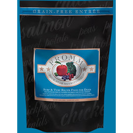 FROMM FROMM DOG 4STAR GRAIN FREE SURF & TURF 4LB