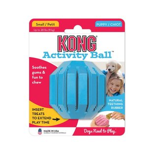 KONG Activity Ball Puppy Toy Small