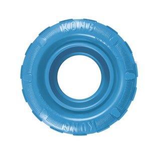 KONG Puppy Tires Dog Toy Medium/Large