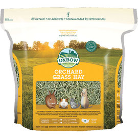 OXBOW OXBOW SMALL ANIMAL ORCHARD GRASS 40OZ