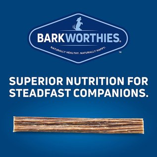 BARKWORTHIES BARKWORTHIES DOG BEEF GULLET STICKS 6 INCHES