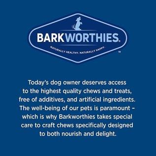 BARKWORTHIES DOG BULLY STICK BITES 10OZ