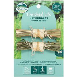 OXBOW OXBOW SMALL ANIMAL ENRICHED LIFE HAY BUNDLES