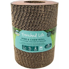 OXBOW OXBOW SMALL ANIMAL ENRICHED LIFE HIDE & CHEW ROLL