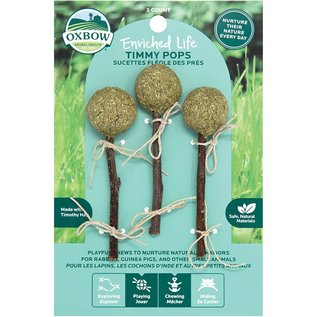 OXBOW OXBOW SMALL ANIMAL ENRICHED LIFE TIMMY POPS
