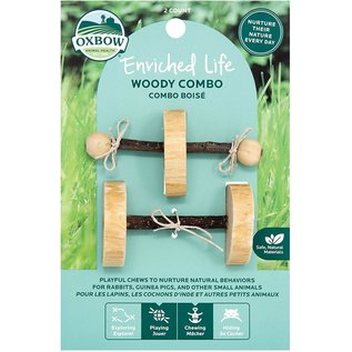 OXBOW OXBOW SMALL ANIMAL ENRICHED LIFE WOODY COMBO