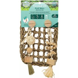 OXBOW OXBOW SMALL ANIMAL ENRICHED LIFE PLAY WALL SMALL