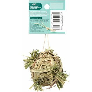 OXBOW OXBOW SMALL ANIMAL ENRICHED LIFE CRAZY HAY BALL