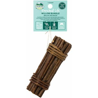 OXBOW OXBOW SMALL ANIMAL ENRICHED LIFE WILLOW BUNDLE