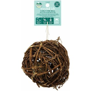 OXBOW OXBOW SMALL ANIMAL ENRICHED LIFE CURLY VINE BALL