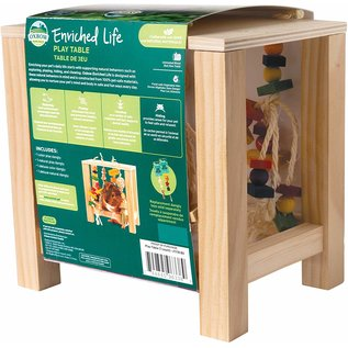 OXBOW OXBOW SMALL ANIMAL ENRICHED LIFE PLAY TABLE