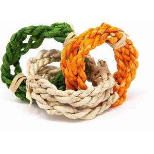 OXBOW OXBOW SMALL ANIMAL ENRICHED LIFE TWISTY RINGS