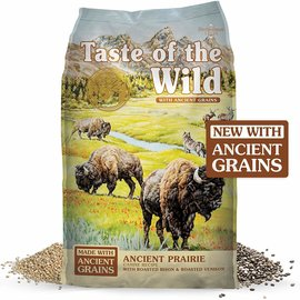 Diamond Taste of The Wild Ancient Prairie Dog Recipe 5#