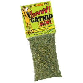YEOWWW YEOWWW! CAT CATNIP MINI 4oz.