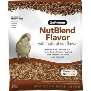 Zupreem NutBlend Flavor Medium Birds 2lb