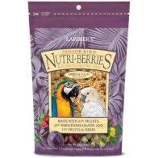 LAFEBER COMPANY Lafeber Senior Bird Nutri-Berries Macaw/Cockatoo Food 10oz