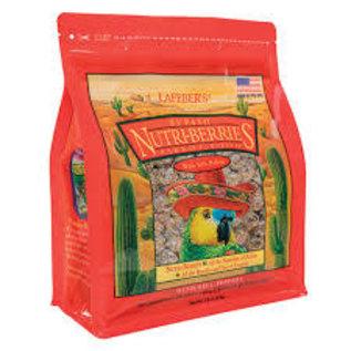 LAFEBER COMPANY LAFEBER PARROT NUTRI-BERRIES EL PASO 3# BAG