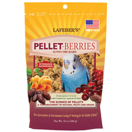 LAFEBER COMPANY Lafeber Pellet-Berries for Parakeets 10 oz