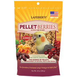 LAFEBER COMPANY Lafeber Pellet-Berries for Cockatiels 10 oz
