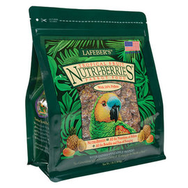 LAFEBER COMPANY LAFEBER PARROT NUTRI-BERRIES TROPICAL FRUIT 3# BAG