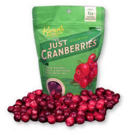 KAREN'S NATURALS / JUST TOMATOES JUST CRANBERRIES 1.2 OZ BY KAREN'S NATURALS