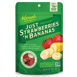 KAREN'S NATURALS / JUST TOMATOES JUST STRAWBERRIES N BANANAS 2OZ BY KAREN'S NATURALS