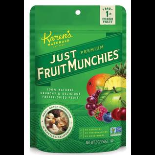 KAREN'S NATURALS / JUST TOMATOES JUST FRUIT MUNCHIES 2OZ BY KAREN'S NATURALS