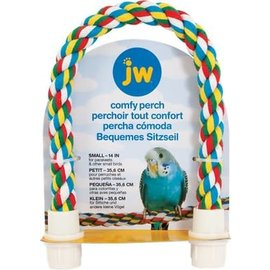 Booda Comfy Perch Multicolor Small 14in