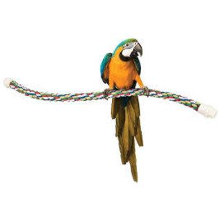 Booda Comfy Perch Multicolor Large 28in