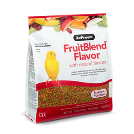 ZUPREEM FRUITBLEND CANARY/FINCH 2#