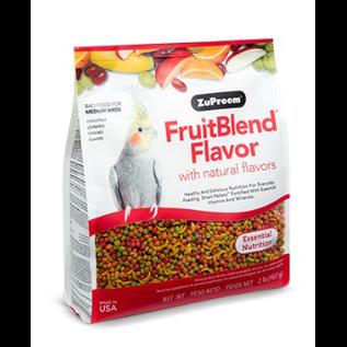 ZuPreem Fruitblend Flavor Cockatiel Medium 2lb