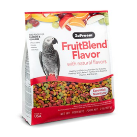ZuPreem Fruitblend Flavor Medium-Large 3.5 #