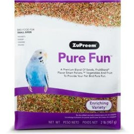 Zupreem Pure Fun Bird Food for Small Birds 2#