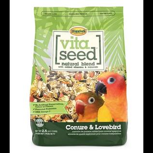 HIGGINS Higgins Vita Seed Conure/Lovebird 2.5 #