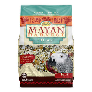 HIGGINS Higgins Mayan Harvest Tikal Large Hookbill 3#