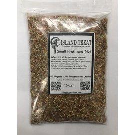 Island Treat Small Fruit & Nut 16 oz.