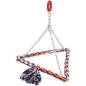 Paradise Tri-Hanging Rope Swing Large