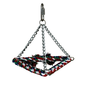 Paradise 6-Cotton Triangle Bird Swing, Medium