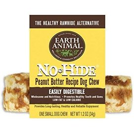 "EARTH ANIMAL Earth Animal No-Hide Peanut Butter 4"" Chews"